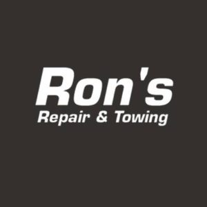 Ron's Repair & Towing logo