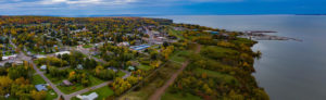 washburn-wisconsin-aerial-view