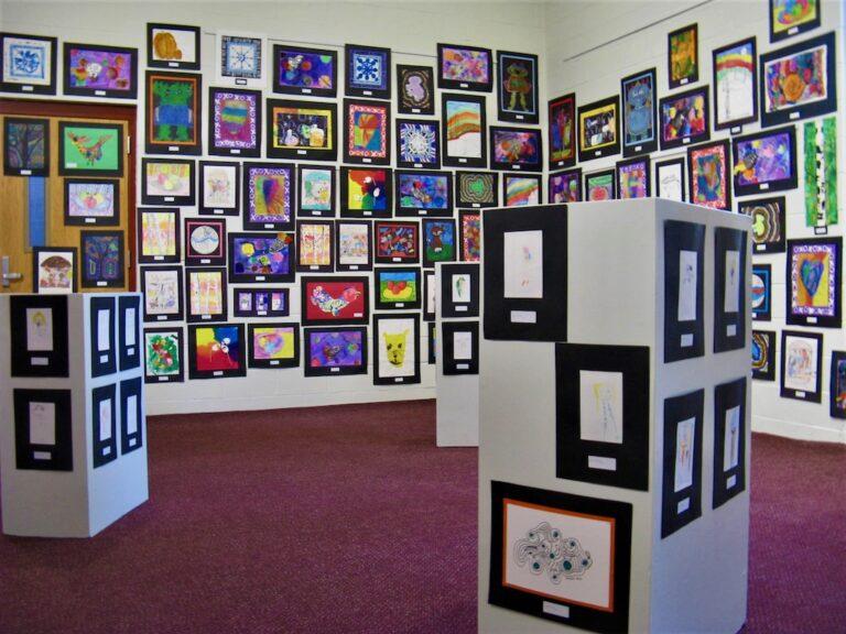 11 K 12 Student Exhibition 768x576