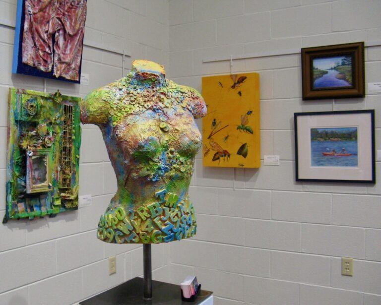 14 Chequamegon Bay Artist Council Exhibition 768x615