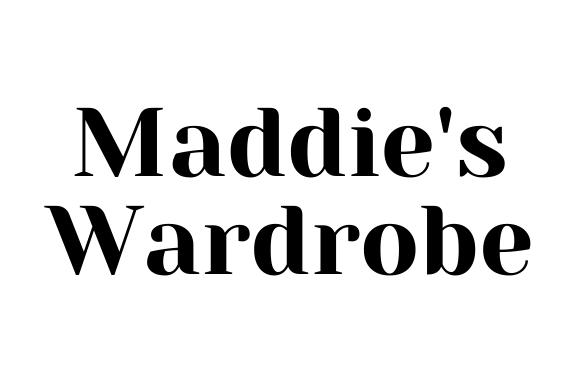 Maddies Wardobe