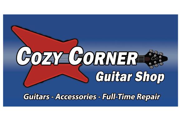 Cozy Corner Guitar Shop
