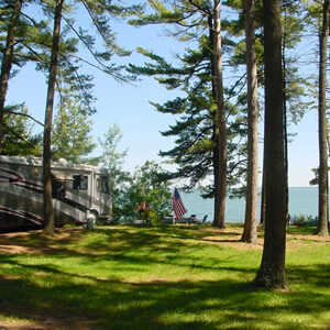 Campgrounds in Washburn Wisconsin